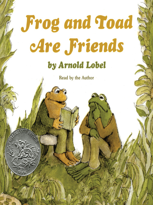 Title details for Frog and Toad Are Friends by Arnold Lobel - Available
