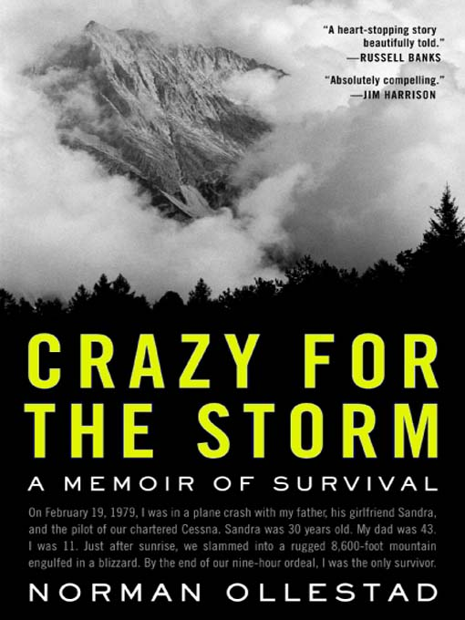 Title details for Crazy for the Storm by Norman Ollestad - Available