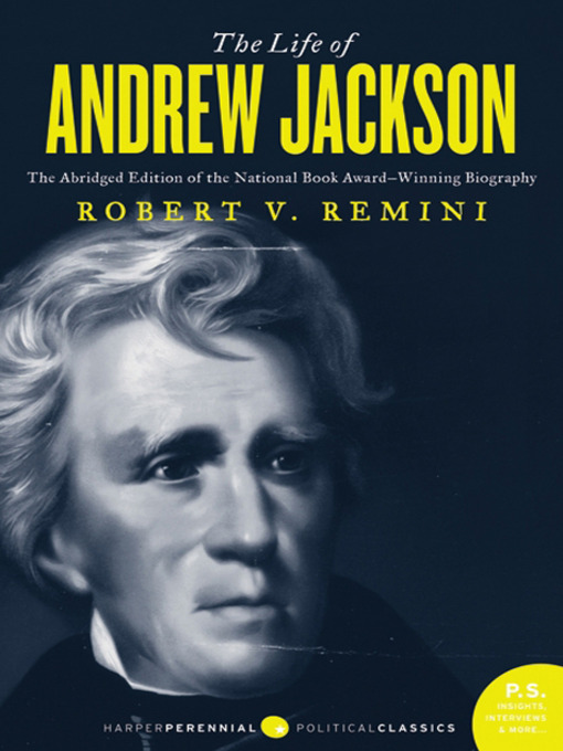 robert v remini andrew jackson versus the cherokee nation Robert remini, andrew jackson and the course of american empire, 1767-1821 (1977) ch 13  john ehle, trail of tears the rise and fall of the cherokee nation.