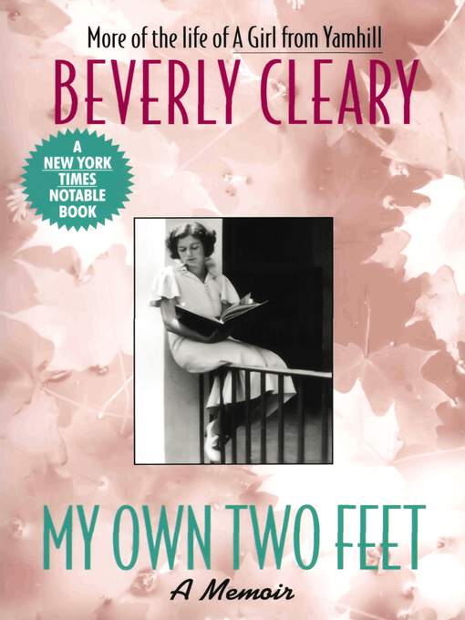 Title details for My Own Two Feet by Beverly Cleary - Available