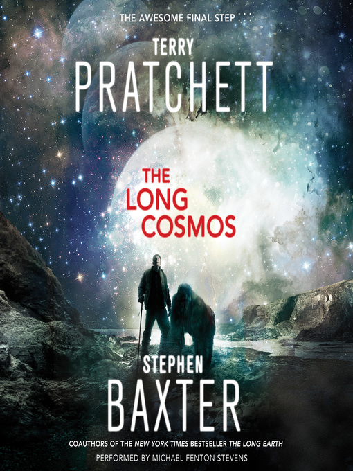 Title details for The Long Cosmos by Terry Pratchett - Wait list