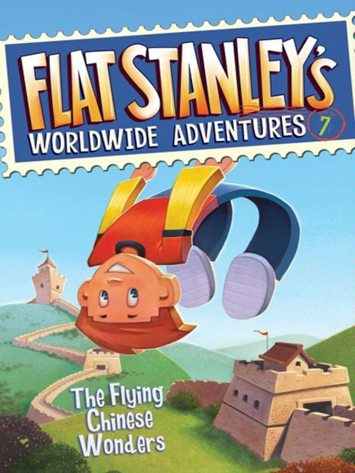 Title details for The Flying Chinese Wonders by Jeff Brown - Wait list