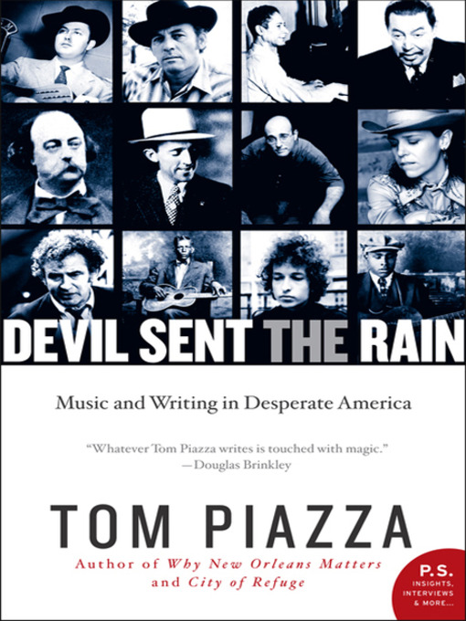 a review of tom piazzas city of refuge essay