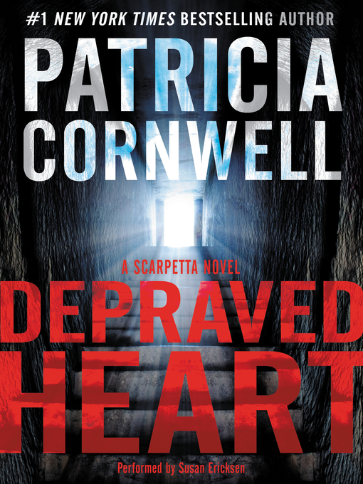 Title details for Depraved Heart by Patricia Cornwell - Wait list