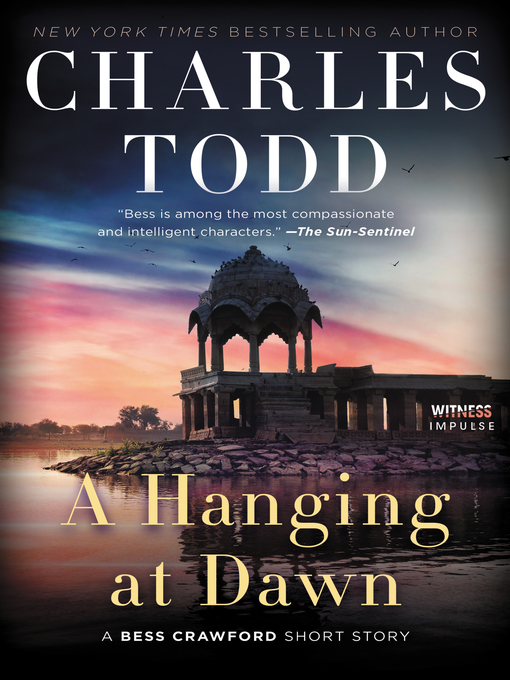 Title details for A Hanging at Dawn by Charles Todd - Wait list
