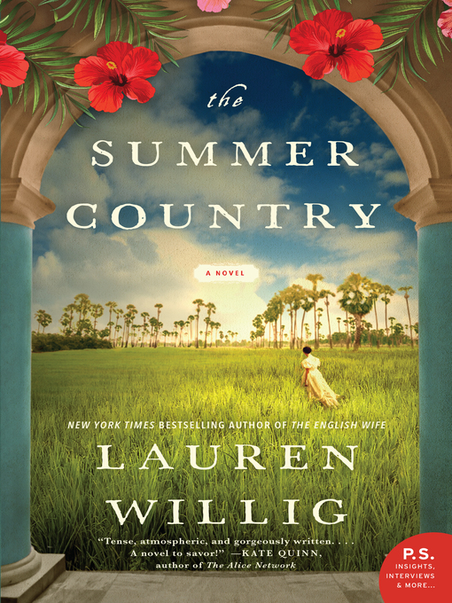 Title details for The Summer Country by Lauren Willig - Wait list