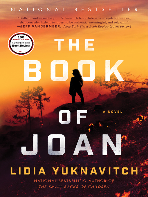 Title details for The Book of Joan by Lidia Yuknavitch - Available