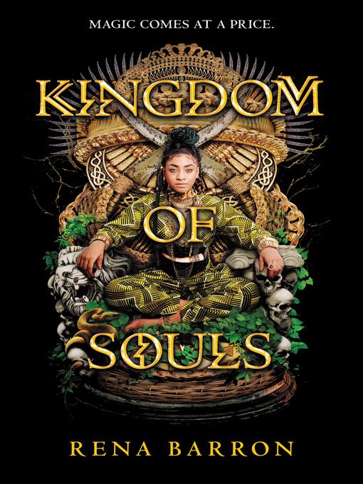 Title details for Kingdom of Souls by Rena Barron - Wait list