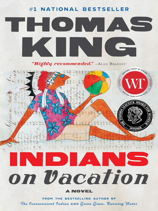 Cover of Indians on Vacation