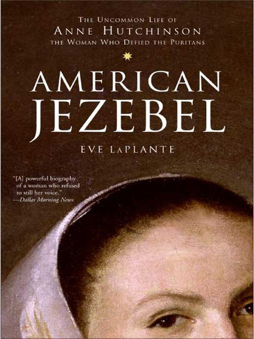Title details for American Jezebel by Eve LaPlante - Wait list