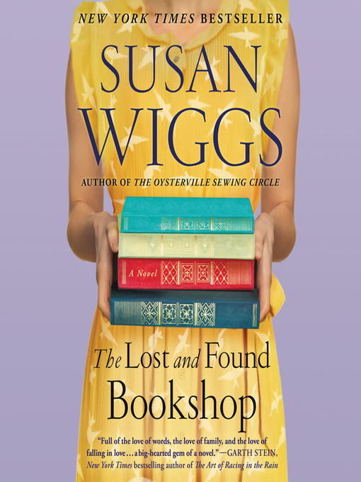 Title details for The Lost and Found Bookshop by SUSAN WIGGS - Wait list