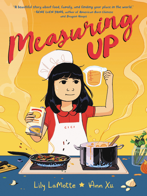 Title details for Measuring Up by Lily LaMotte - Wait list