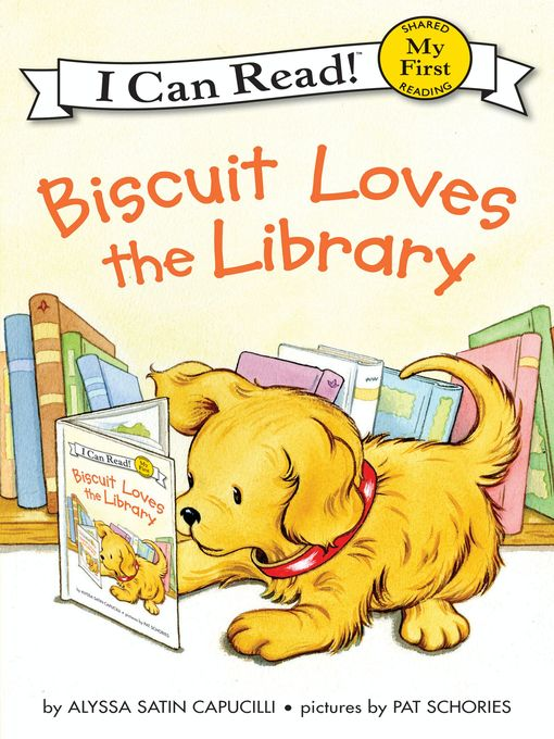 Cover image for Biscuit Loves the Library