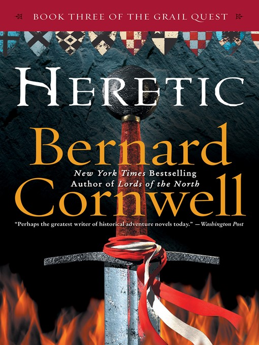 Title details for Heretic by Bernard Cornwell - Available