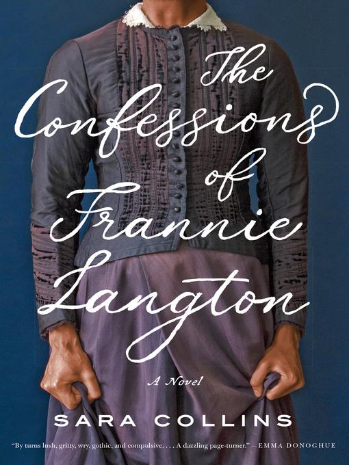 Image: The Confessions of Frannie Langton