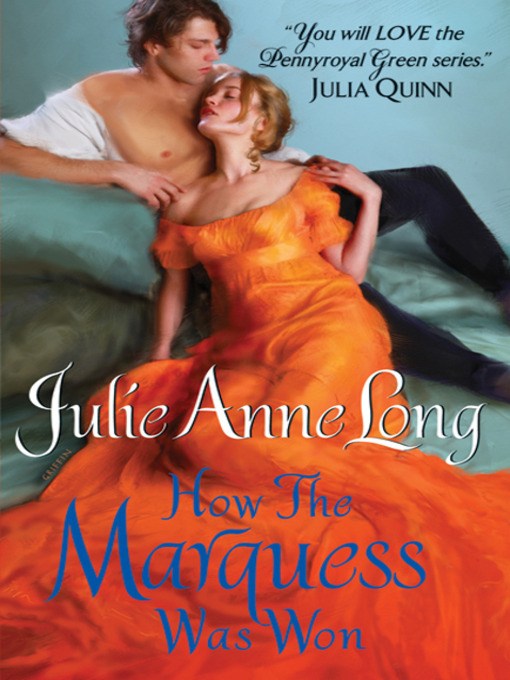 Title details for How the Marquess Was Won by Julie Anne Long - Wait list