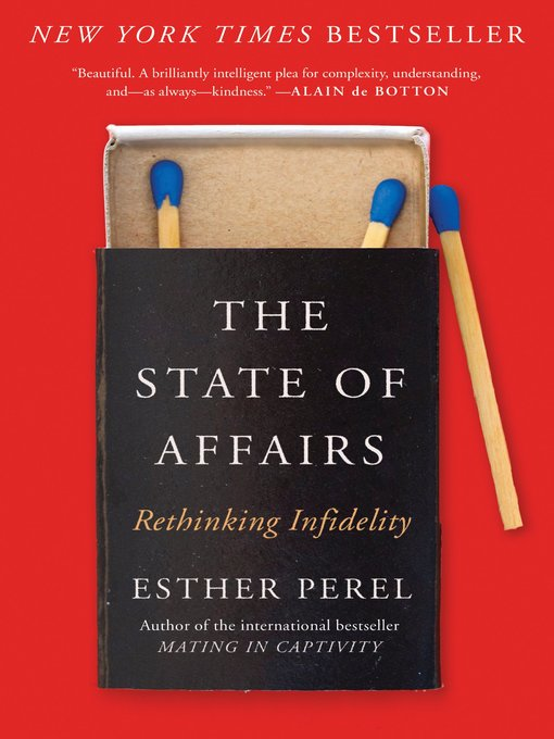 Title details for The State of Affairs by Esther Perel - Wait list