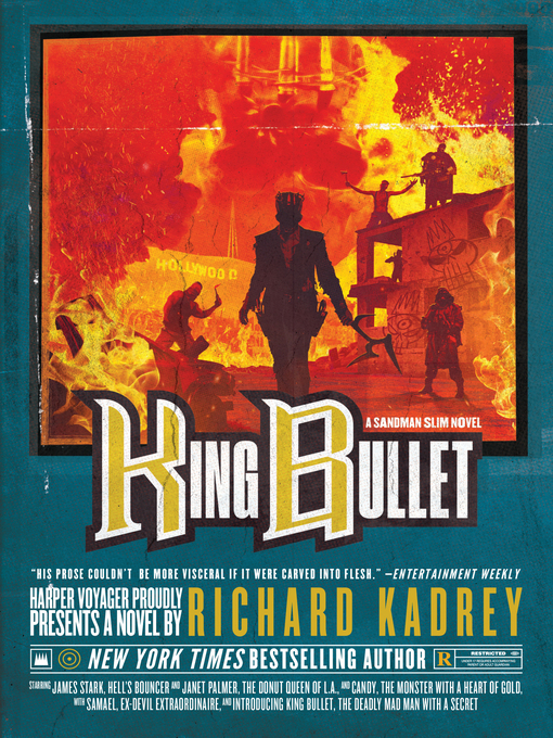 Title details for King Bullet by Richard Kadrey - Available