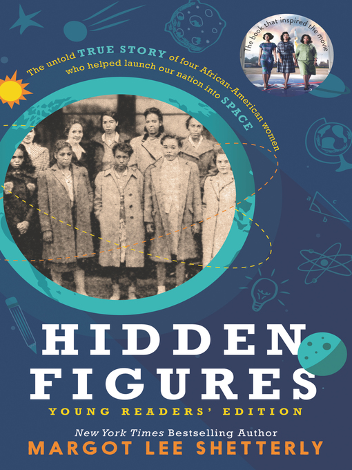 Cover of Hidden Figures Young Readers' Edition
