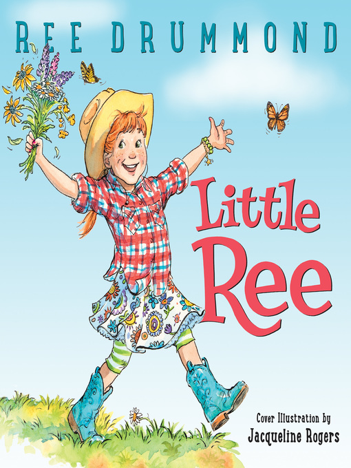 Title details for Little Ree by Ree Drummond - Wait list