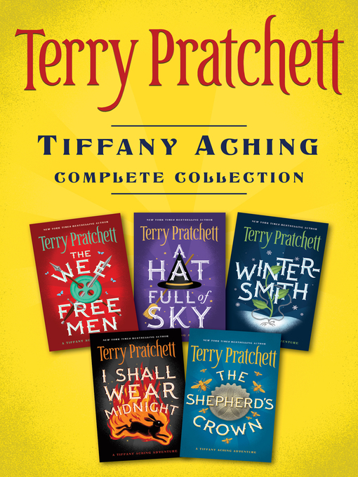 Title details for Tiffany Aching Complete Collection by Terry Pratchett - Wait list