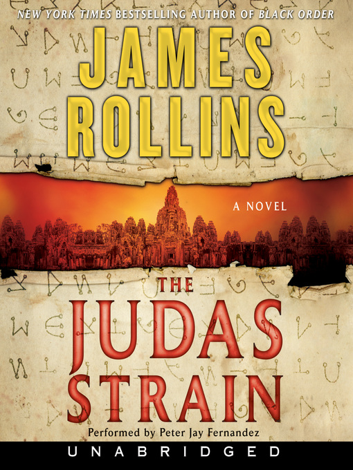 Title details for The Judas Strain by James Rollins - Available