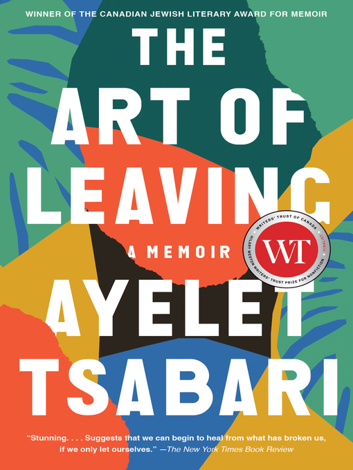 Cover of The Art of Leaving