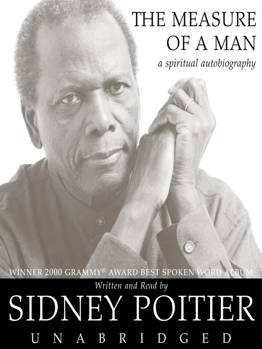 Title details for The Measure of a Man by Sidney Poitier - Available