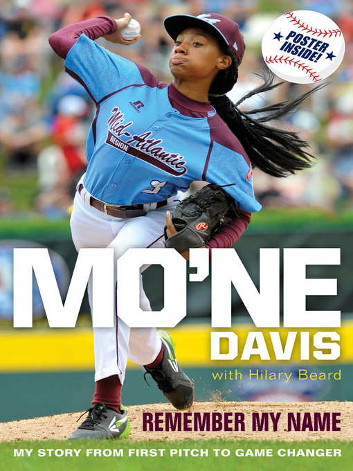 Title details for Mo'ne Davis by Mo'ne Davis - Available