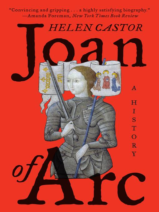Title details for Joan of Arc by Helen Castor - Wait list
