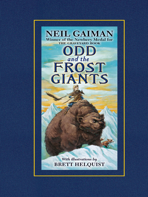 Title details for Odd and the Frost Giants by Neil Gaiman - Available