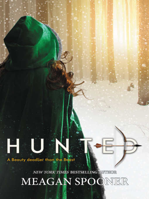 Title details for Hunted by Meagan Spooner - Wait list