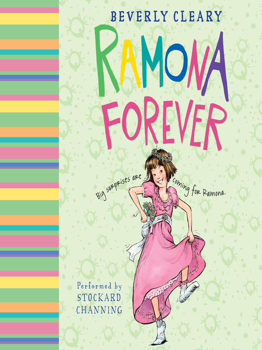 Title details for Ramona Forever by Beverly Cleary - Wait list