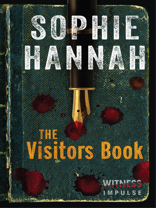 Title details for The Visitors Book by Sophie Hannah - Available