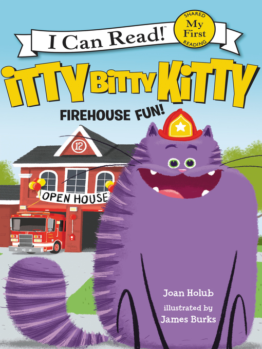 Cover of Itty Bitty Kitty
