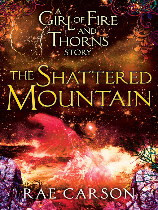 Cover of The Shattered Mountain