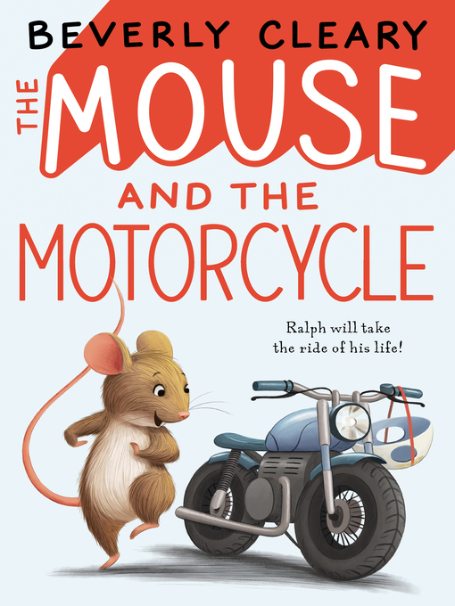 Cover of The Mouse and the Motorcycle