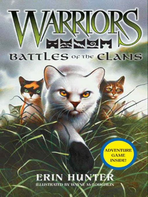 Title details for Battles of the Clans by Erin Hunter - Wait list