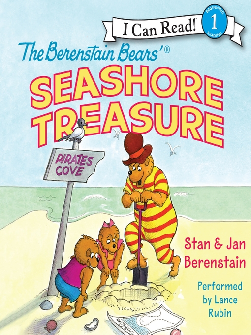 Title details for The Berenstain Bears' Seashore Treasure by Jan Berenstain - Available