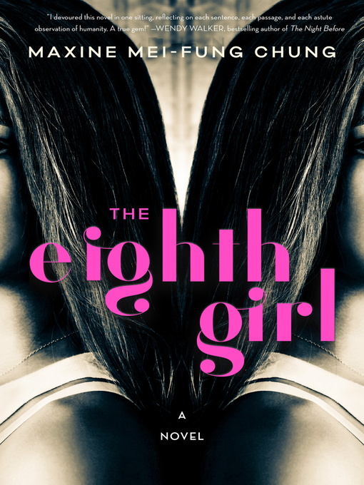 Cover image for The Eighth Girl