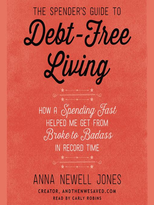 Cover of The Spender's Guide to Debt-Free Living