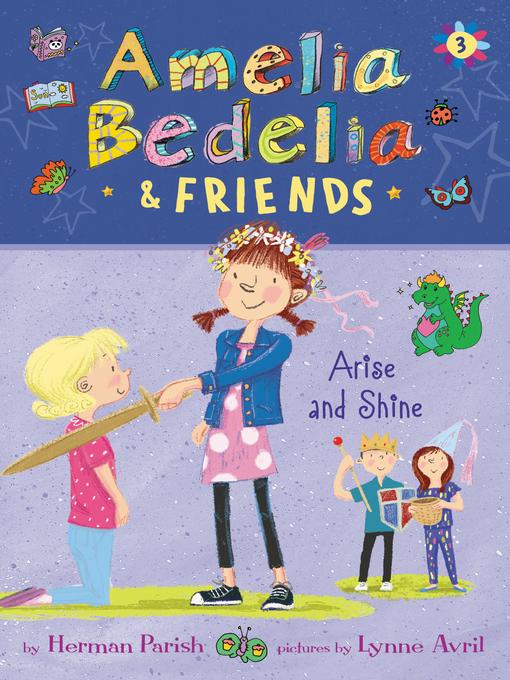 Title details for Amelia Bedelia & Friends #3 by Herman Parish - Available