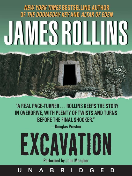 Cover of Excavation