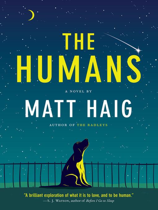 Title details for The Humans by Matt Haig - Wait list