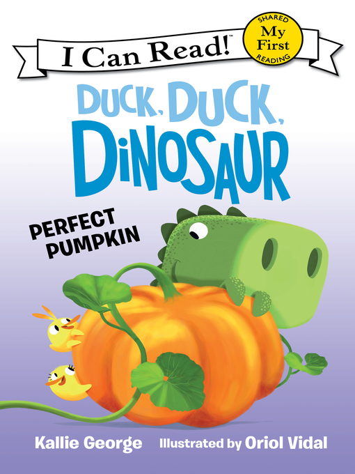 Cover of Duck, Duck, Dinosaur