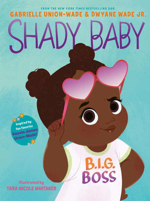 Title details for Shady Baby by Gabrielle Union - Available