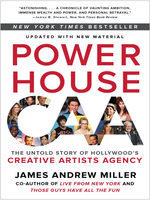 Title details for Powerhouse by James Andrew Miller - Available