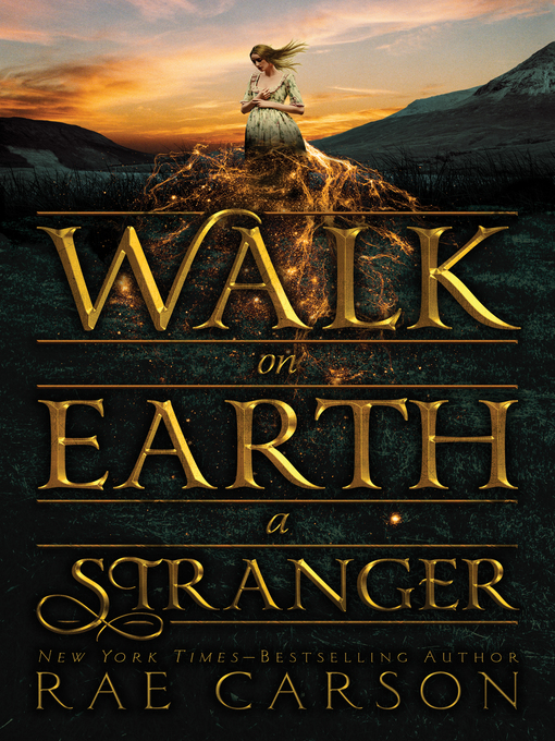 Cover of Walk on Earth a Stranger