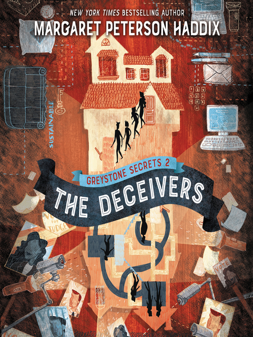 Title details for The Deceivers by Margaret Peterson Haddix - Wait list