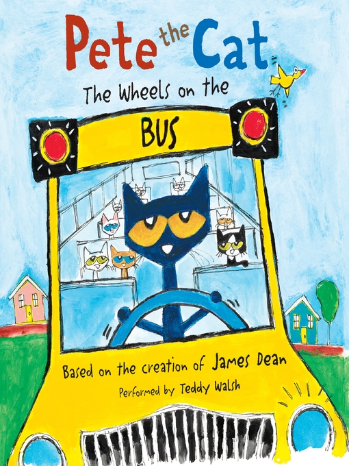 Title details for The Wheels on the Bus by James Dean - Wait list